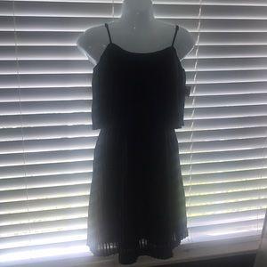 Woman's little black dress size XS NWT merona